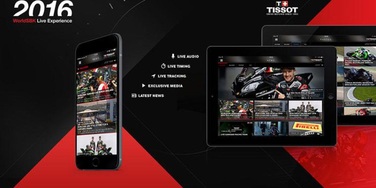 sbk live experience app ios android 2016
