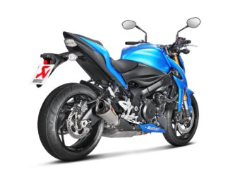 Escape Akrapovic Slip-On Line Suzuki GSX-S1000F