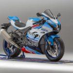 Team Classic Suzuki muestra la réplica Suzuki GSX-R1000R