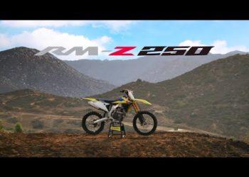 Suzuki RM-Z250 2019 video promocional