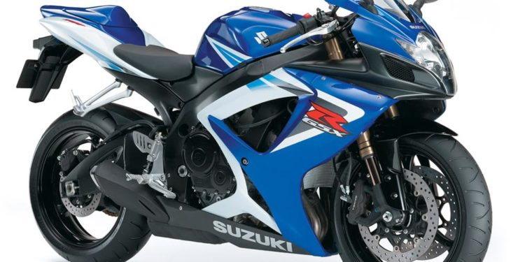 Suzuki GSX-R750 2006 Specifications