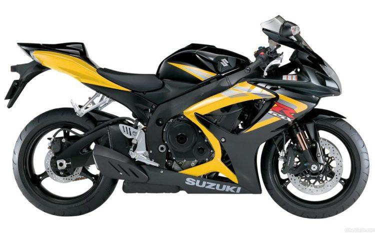 Suzuki GSX-R750 2006 Specifications