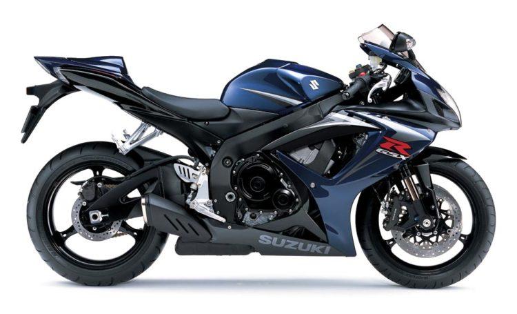 Suzuki GSX-R750 2007 Specifications