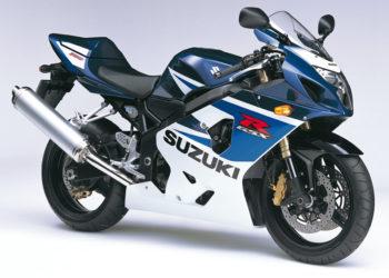 Suzuki GSX-R750 2005 Specifications