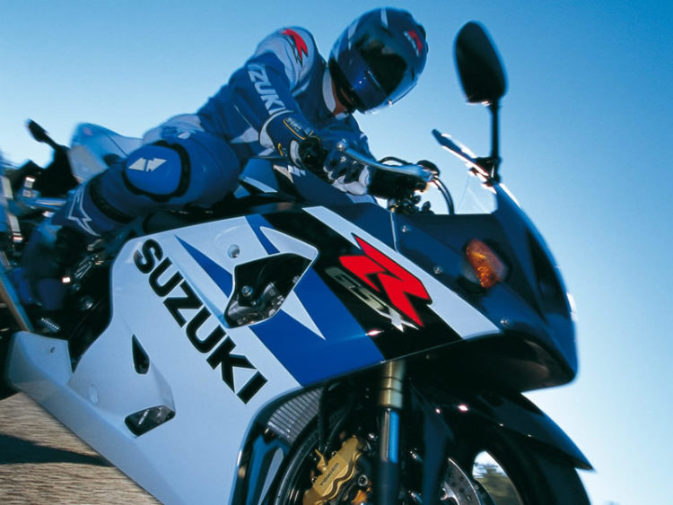 Suzuki GSX-R750 2004 Specifications