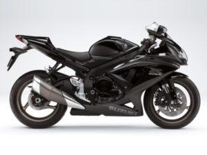 2009 Suzuki GSX-R 750 K9