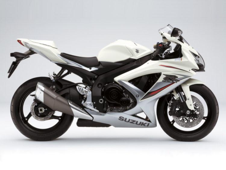 Suzuki GSX-R750 2009 Specifications