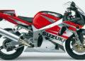 Suzuki GSX-R750 2002 Specifications