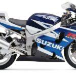 Suzuki GSX-R750 2003 Specifications