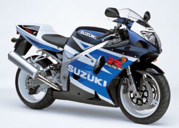 Suzuki GSX-R750 2003 Specifications
