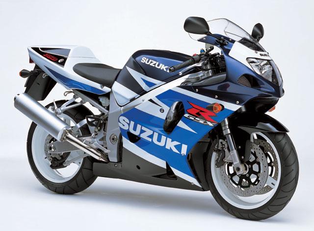 K3 Suzuki GSX-R 750 2003