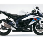 2010 Suzuki GSX-R750 Specifications