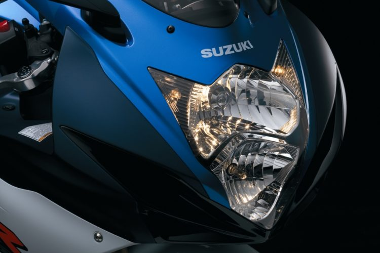 Suzuki GSX-R750 2011 Specifications