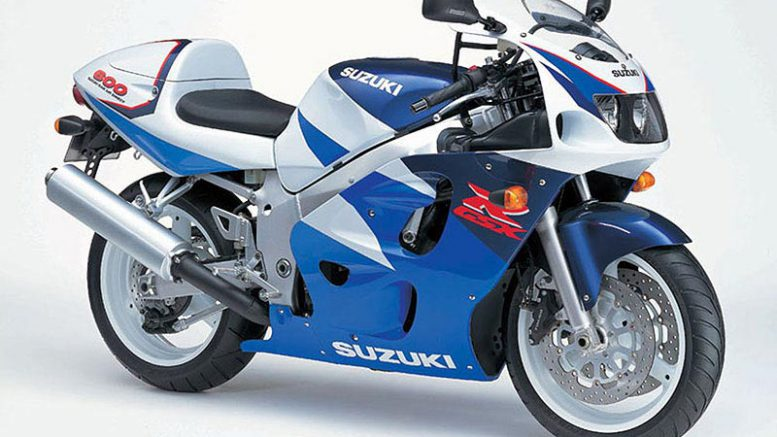 Suzuki Gsxr Specifications