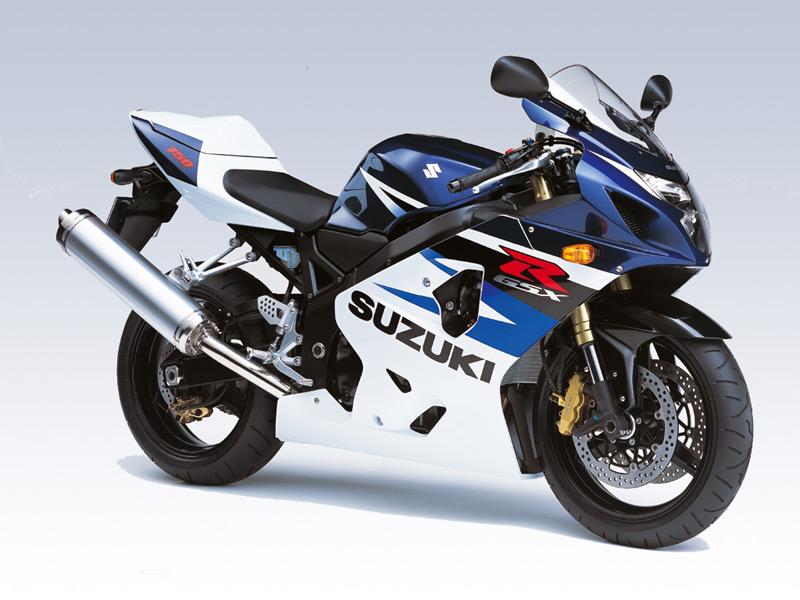 Suzuki GSX-R 750 2004 service manual
