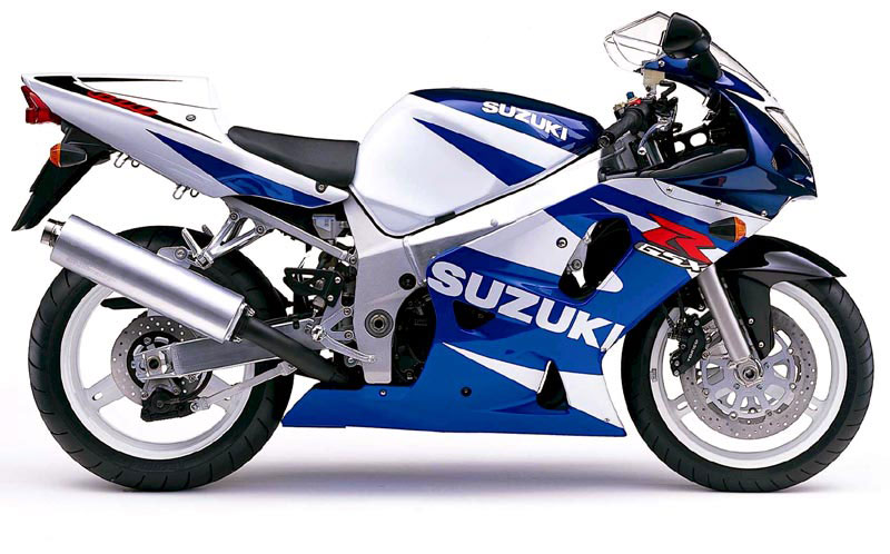 2001 Suzuki GSX-R 600 K1 service manual