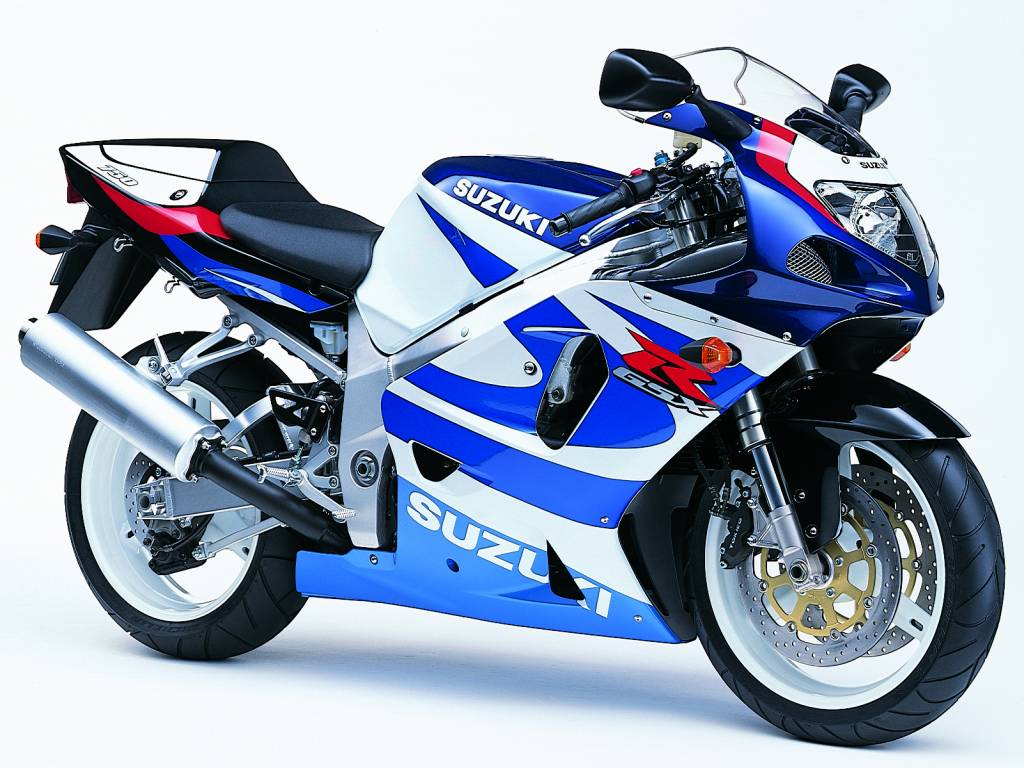 Suzuki GSXR 750 2000 service manual