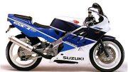 1989 Suzuki GSXR 250 service manual