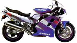 1993 Suzuki GSXR 1100 service manual