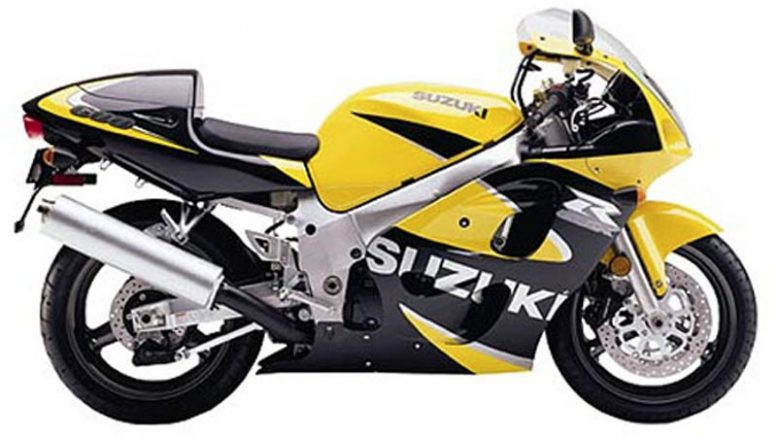 Suzuki GSX-R 600 2000 service manual