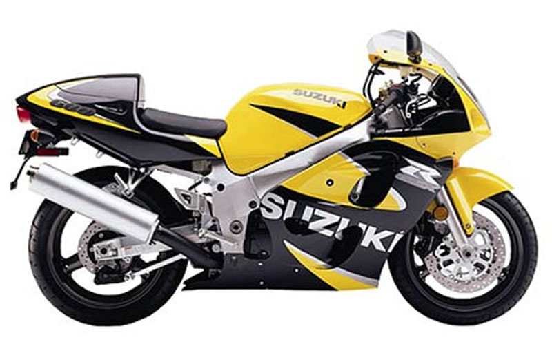 Suzuki GSX-R 600 2000 service manual