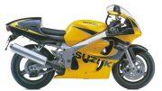 Suzuki GSX-R 600 1999 service manual