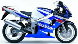 K2 Suzuki GSX-R 600 2002 service manual