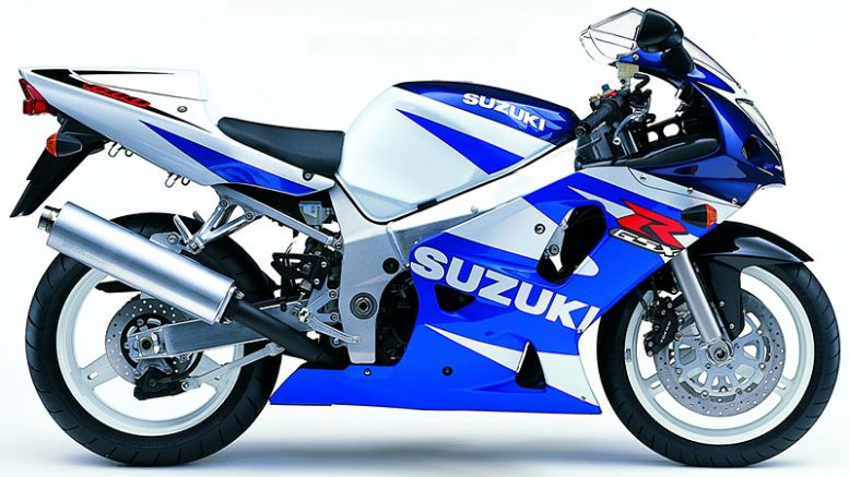 Suzuki Gsx Rservice Manual