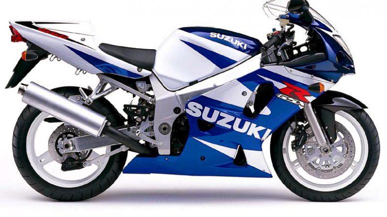 K1 Suzuki GSX-R 600 2001 service manual