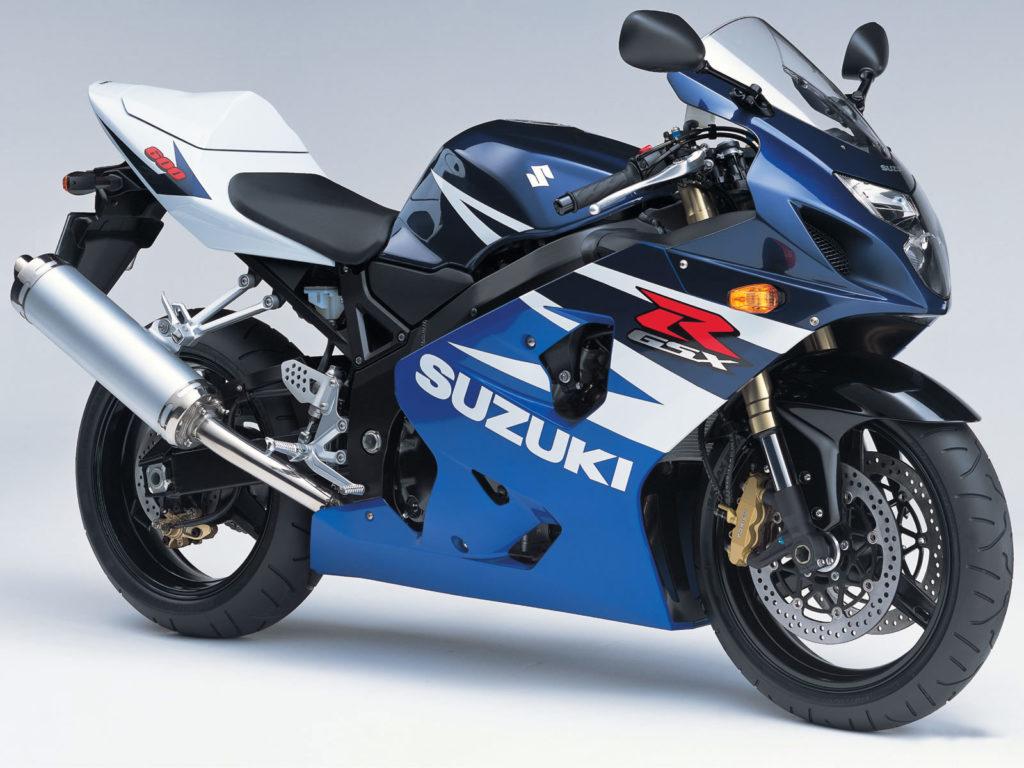 Suzuki GSX-R 600 2003 Service Manual | Suzuki Motorcycles on