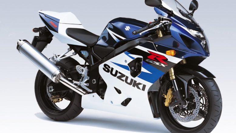 K4 Suzuki GSX-R 750 2004 Service Manual