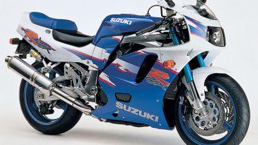 Suzuki GSX-R 750 1994 service manual