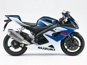 K5 Suzuki GSX-R 1000 2005 Service Manual