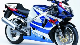 Suzuki GSX-R 750 2000 Service Manual
