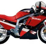 Suzuki GSX-R1100 1988 Specifications