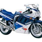 Suzuki GSX-R1100 1989 Specifications