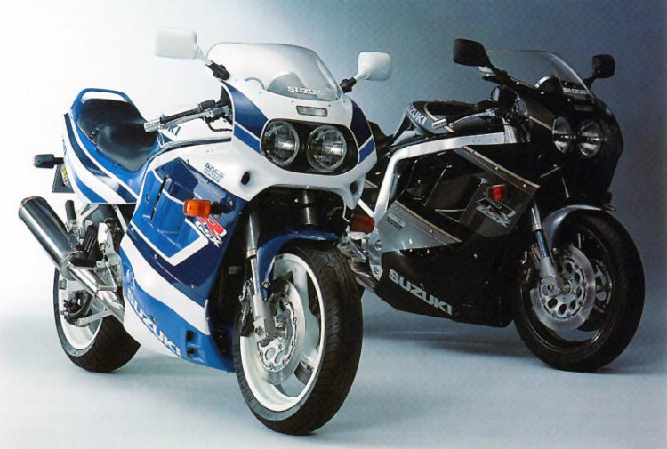 Suzuki GSX-R1100 1991 Specifications
