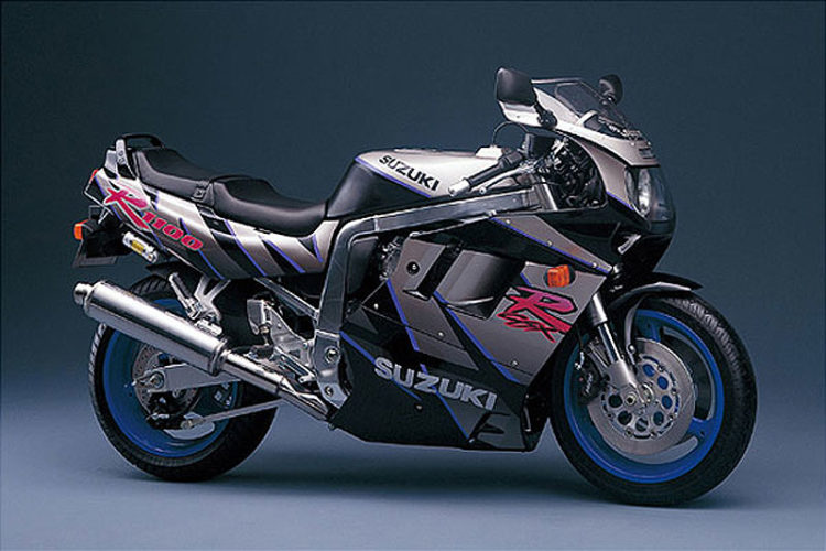 Suzuki GSX-R1100 1992 Specifications
