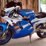 Suzuki GSX-R1100 1994 specifications