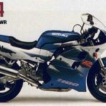 Suzuki GSX-R1100 1994 specifications