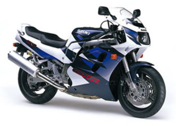 Suzuki GSX-R1100 1998 Specifications