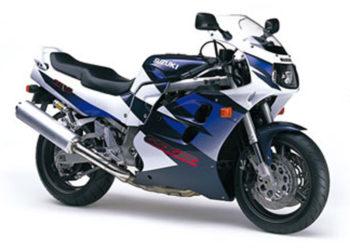 Suzuki GSX-R1100 1998 Specifications