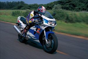 Suzuki GSX-R 1100 1995 datasheet
