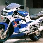Suzuki GSX-R1100 1995 Specifications