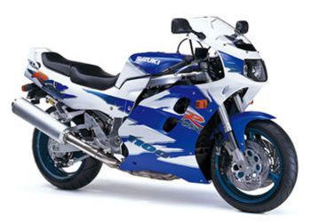 Suzuki GSX-R1100 1995 Specifications