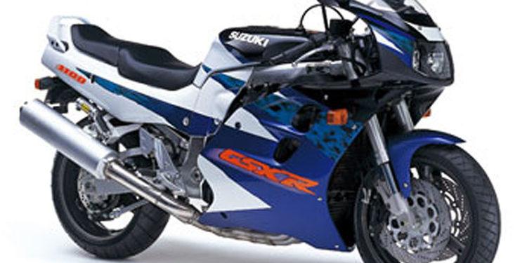Suzuki GSX-R1100 1996 Specifications