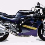 Suzuki GSX-R1100 1996 Specifications