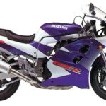 Suzuki GSX-R1100 1997 Specifications