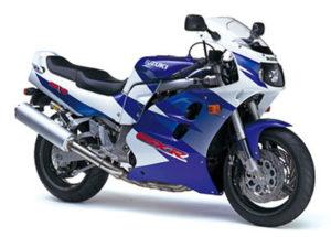 Suzuki GSX-R 1100 1997