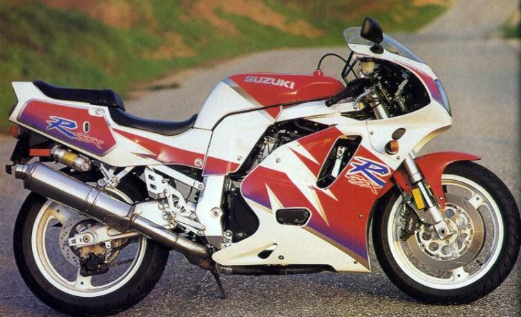 Suzuki GSX-R600 1992 Specifications